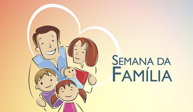 RCCBRASIL traz conteúdo especial durante semana da Família