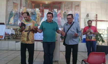 Escolhido o novo Coordenador da RCC da Diocese de Luziânia-GO!