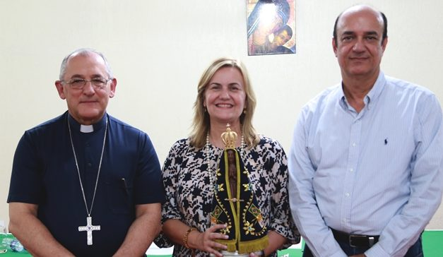 Katia Roldi Zavaris foi reeleita presidente do Conselho Nacional da RCC para o triênio 2017-2019.