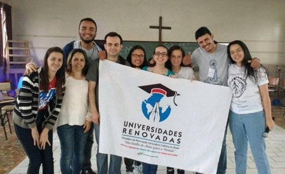 I Encontro do Ministério Universidades Renovadas – EMUR da Diocese de Jataí-GO.