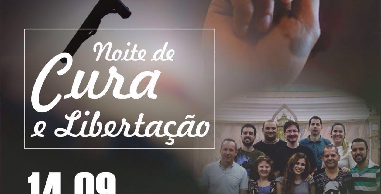 NOITE DE CURA E LIBERTAÇÃO NO G.O. E AUTOAJUDA MANÁ