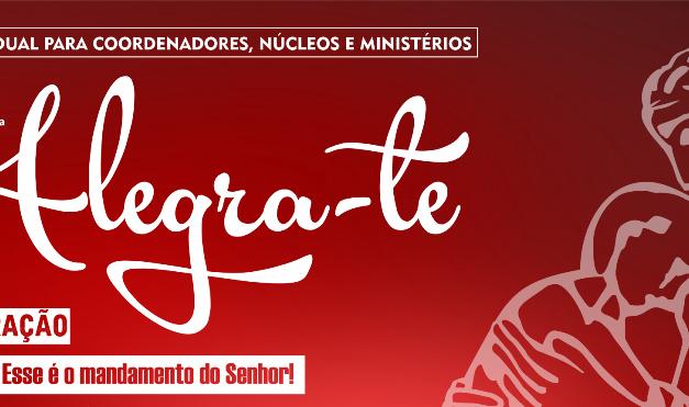 Veja como foi o II Alegra-te da RCC Goiás!
