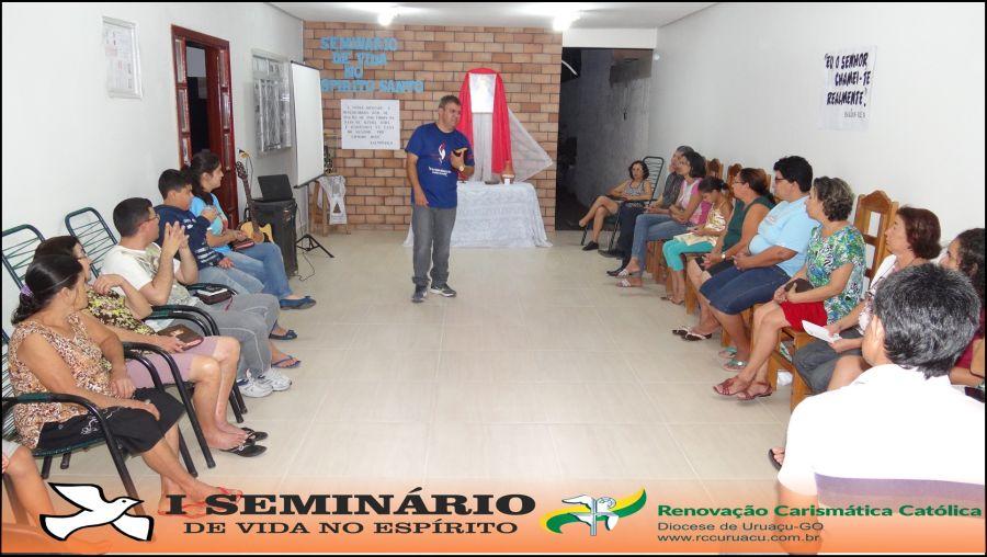 Seminário de Vida no Espírito Santo – 09 semanas