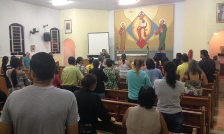 ASD visita  Grupos de Oração no mês de outubro
