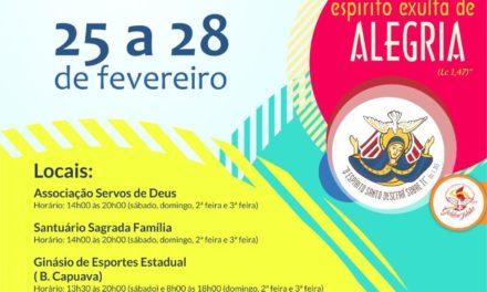 Rebanhão de Carnaval  RCC Goiânia