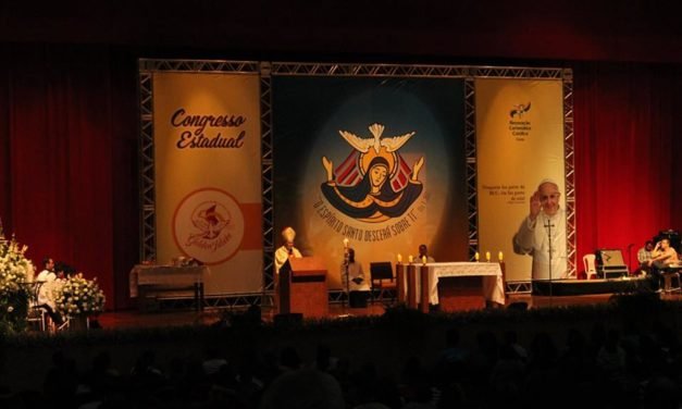 A RCC e o novo Pentecostes